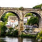 Knaresborough viaduct by Andy Law