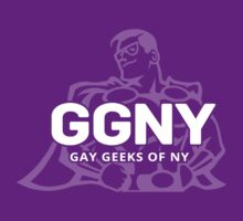 GGNY Hero Ace - Light by Gay Geeks of  NY
