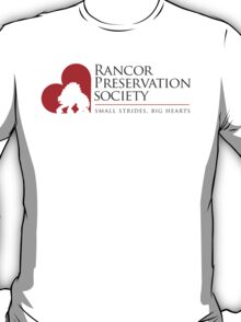 Rancor Preservation Society - White T-Shirt
