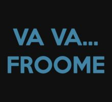 Va Va Froome Kids Clothes