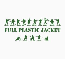 Green Army - Full Plastic Jacket by bkxxl