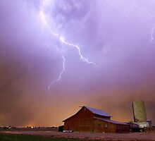 Country Stormy Night by Bo Insogna