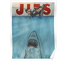 JITS - Mat is Ocean - TITLE ONLY Poster