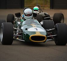 1967 Brabham BT24-1 by Stuart Row