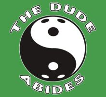 The Dude Abides by VashCrow