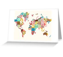 Be An Explorer Of The World Greeting Card
