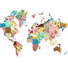Be An Explorer Of The World by wolfandbird
