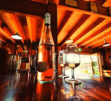 Wine tasting at Pepper Tree by andreisky