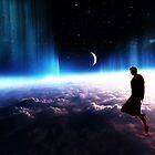 Non est ad astra mollis e terris via by D77TheDigArtisT