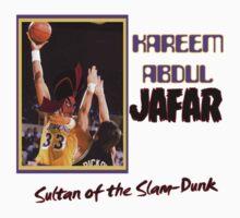 Kareem Abdul Jafar T-Shirt