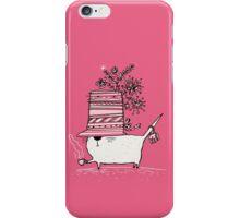 Cup of Tea Cat iPhone Case/Skin