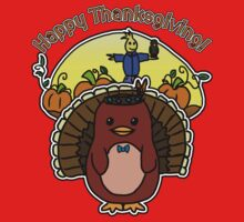 Thanksgiving - Dapper - Moo and Friends Kids Clothes