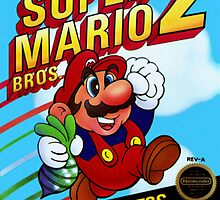 Super Mario Bros 2 by thevillain