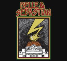 Bad Brains Belle And Sebastian by UncleCyker
