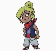 The Legend of Zelda: Tetra by RessQ