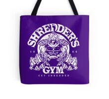 Shredder's Gym Tote Bag