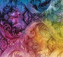 Texture Rules  by RedDotArt