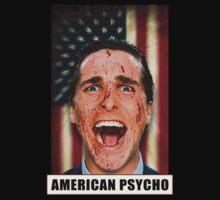 American Psycho by mystsau