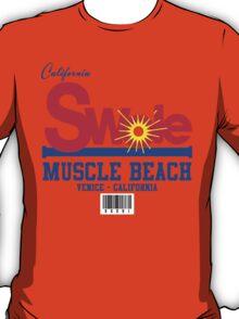 California Swole - Muscle Beach T-Shirt