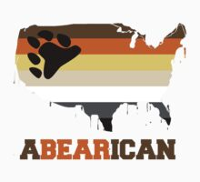 ABEARICAN by lgbtdesigns