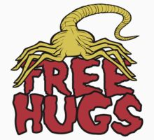 Free Face Hugs T-Shirt