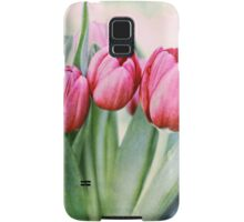 Twilight Tulips Samsung Galaxy Case/Skin