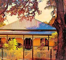 Australian Cottage Collection:  Clara by wallarooimages