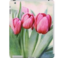 Twilight Tulips iPad Case/Skin