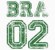 BRAZIL 2002 by eyesblau