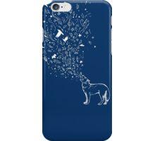 wolfsong for dark fabric iPhone Case/Skin