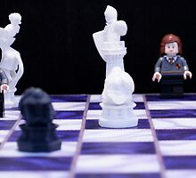 Harry Potter Chess by KMcFeeters