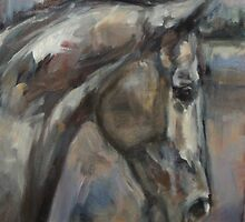 The Kind and Gentle Gelding by Nina Smart