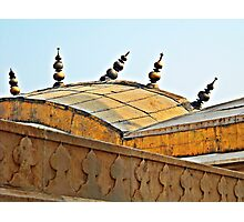 Agra Fort Roof © Photographic Print