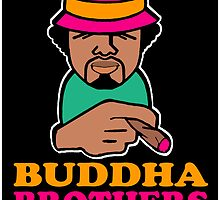 BUDDHA BROTHERS (DESIGN DO$) by SOL  SKETCHES™