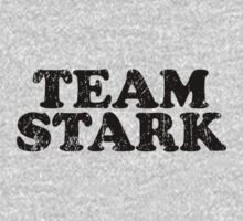 Team Stark - Game of Thrones by robotplunger