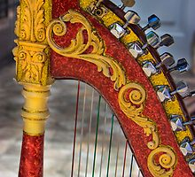 The Harp by Al Bourassa