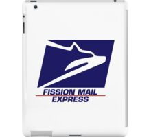 Fission Mail Express iPad Case/Skin