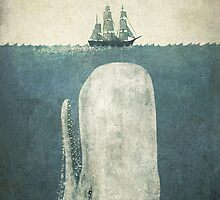 The White Whale  by Terry  Fan