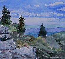 West Virginia On My Mind by Warren  Thompson