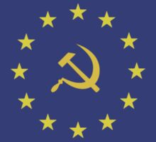 EU = EUSSR: Small/Badge version by Frogpen