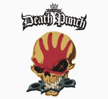 Five Finger Death Punch Black by ChaosX0
