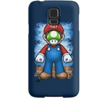 Plumber of Man Samsung Galaxy Case/Skin