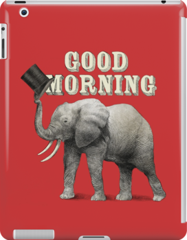 Good Morning by Eric Fan
