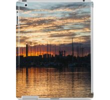 Spectacular Sky - Toronto Beaches Marina iPad Case/Skin