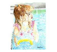 Daily Doodle 35 - Liquid - SPLASH! by ArtbyMinda