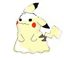 Dittochu Ditto Pikachu Photographic Print