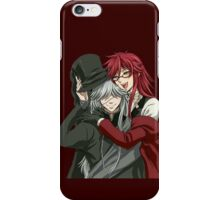 Grell, and Undertaker  iPhone Case/Skin
