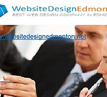 Web Design Edmonton by websitedesigned