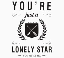 You're just a lonely star Kids Clothes
