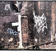 OH Graffiti by Cyn Piromalli